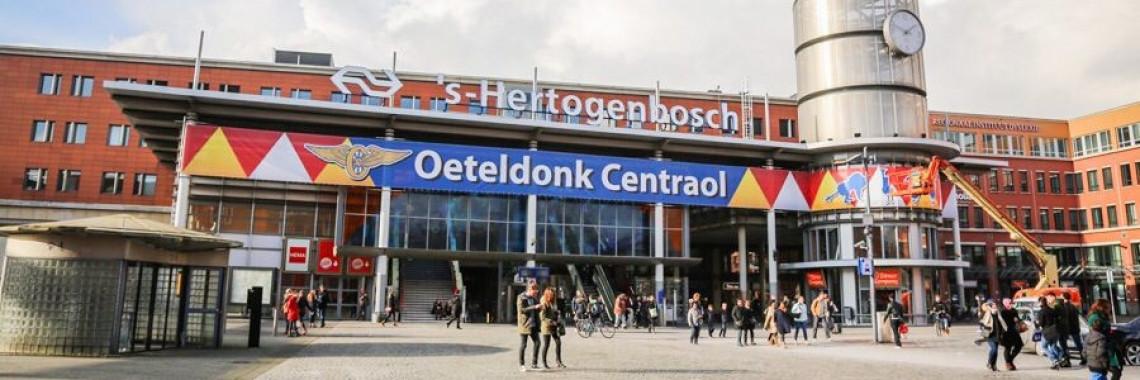 Oeteldonk station banner